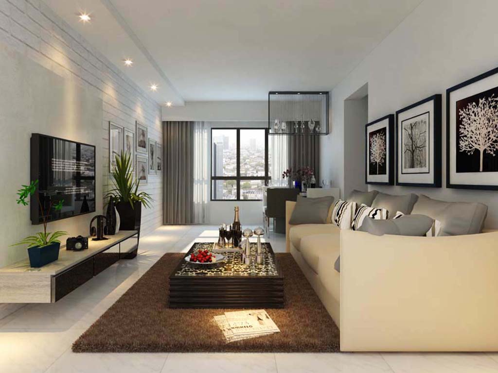 Acacia breeze living room hdb renovation singapore bto package quote house contractor